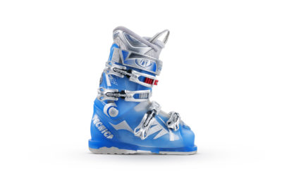 3dFotostudio Skischuh Wintersport Packshot,