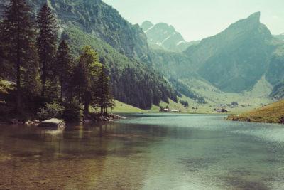 Appenzell03,Wandern, Landschaft, Berge
