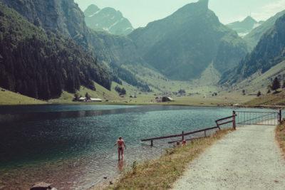 Appenzell05,Wandern, Landschaft, Berge