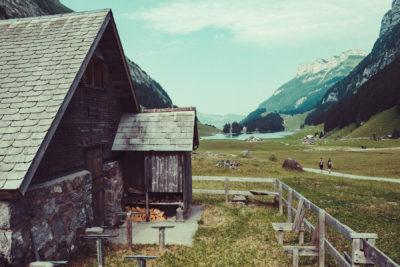 Appenzell08,Wandern, Landschaft, Berge