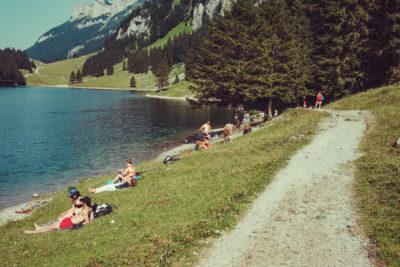 Appenzell11,Wandern, Landschaft, Berge