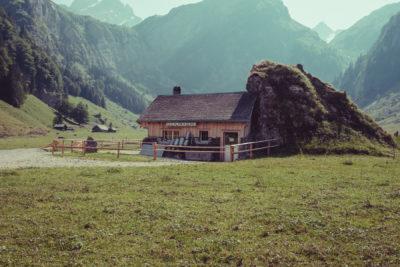 Appenzell14,Wandern, Landschaft, Berge