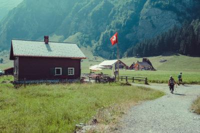 Appenzell15,Wandern, Landschaft, Berge