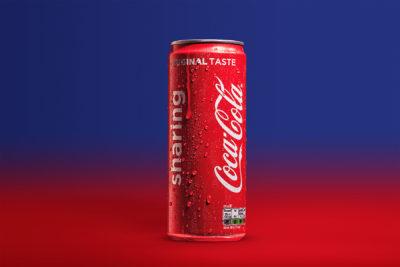 3dFotostudio Produktfoto Coca Cola